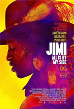 Poster Jimi - All Is By My Side  n. 1