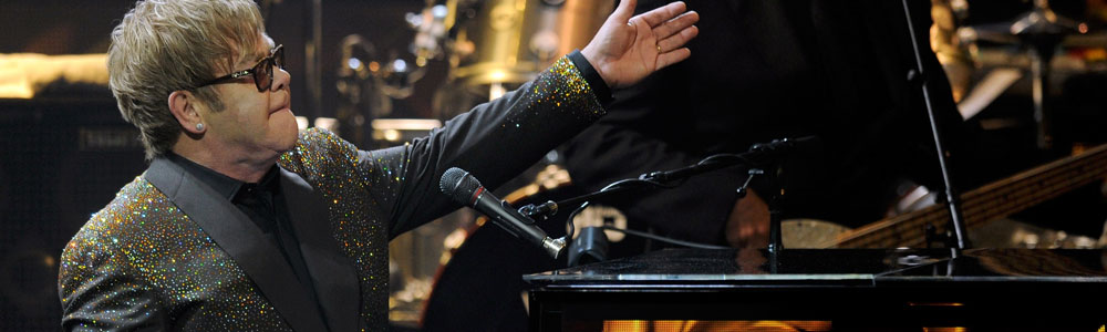 Million Dollar Piano - Elton John