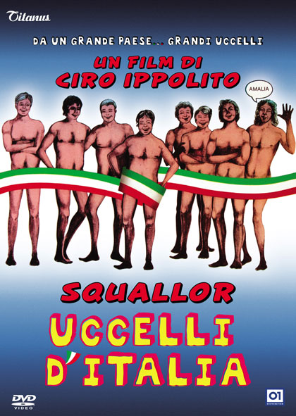 Image result for UCCELLI D'ITALIA ( 1985 ) poster