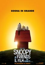Poster Snoopy & Friends – Il film dei Peanuts  n. 1