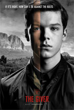 Poster The Giver - Il mondo di Jonas  n. 1