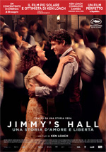 Poster Jimmy's Hall - Una storia d'amore e libertà  n. 0