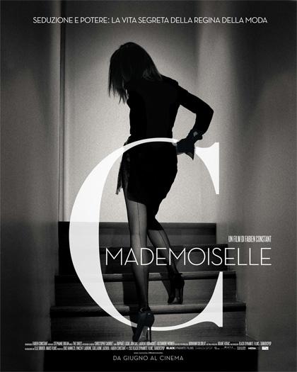 Locandina italiana Mademoiselle C