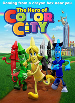 Trailer The Hero of Color City