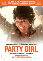 Locandina Party Girl