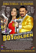 Trailer Shoot To Kill: Boy Golden