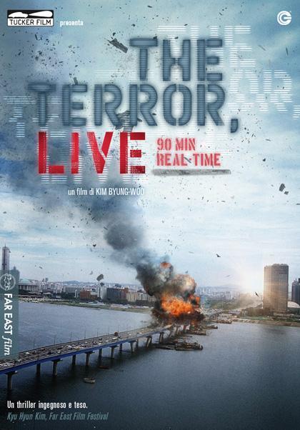Locandina italiana The Terror Live