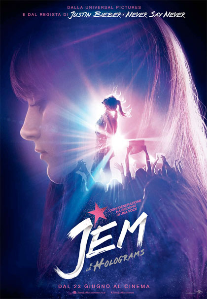 Trailer Jem e le Holograms