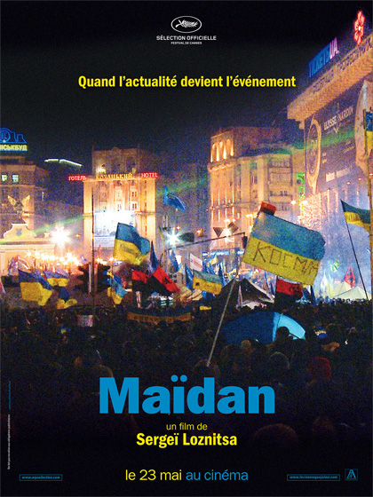 Locandina italiana Maidan