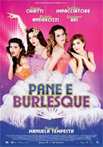 Trailer Pane e Burlesque