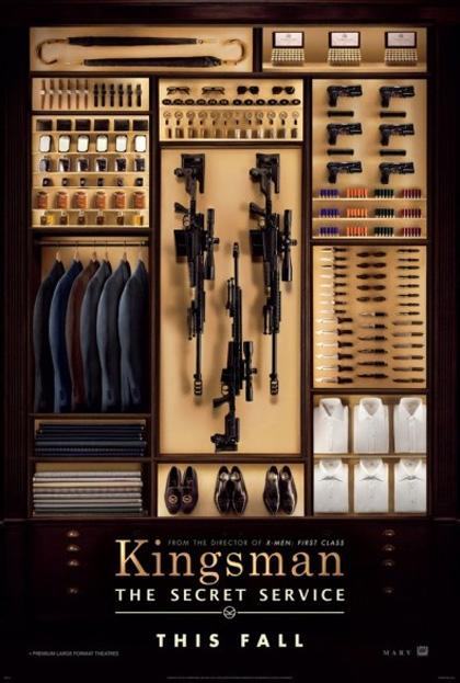 Poster Kingsman - Secret Service