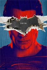 Poster Batman V Superman: Dawn of Justice  n. 1