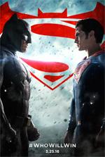 Poster Batman V Superman: Dawn of Justice  n. 11