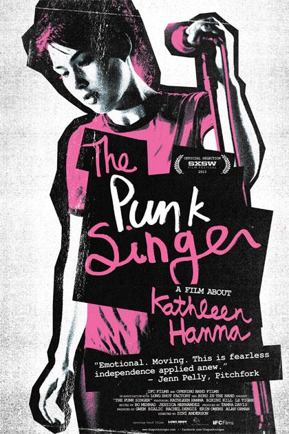 Locandina italiana The Punk Singer