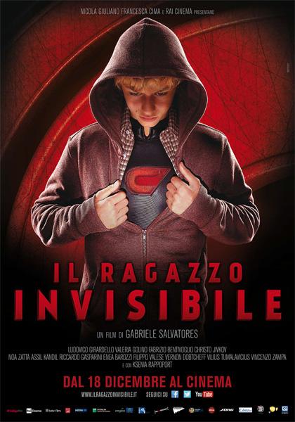 Trailer Il ragazzo invisibile
