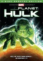 Poster Planet Hulk  n. 0