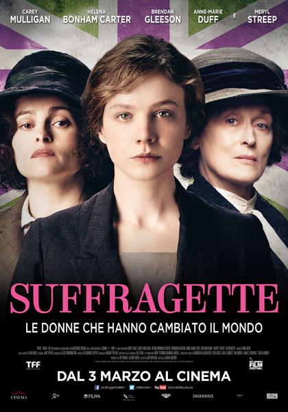 Poster Suffragette  n. 0