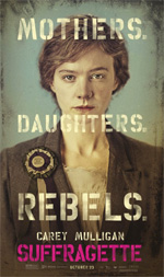 Poster Suffragette  n. 3