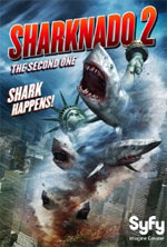 Trailer Sharknado 2: The Second One
