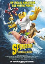 Poster Spongebob - Fuori dall'acqua  n. 0