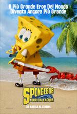 Poster Spongebob - Fuori dall'acqua  n. 1