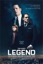 Poster Legend  n. 1