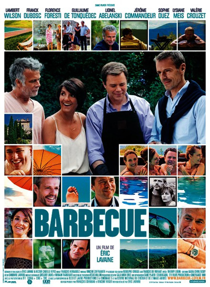 Poster Barbecue