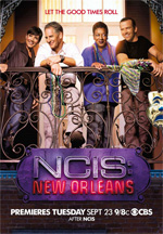 Poster NCIS: New Orleans  n. 0