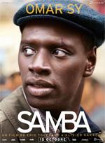 Poster Samba  n. 1