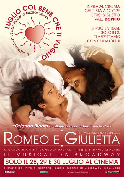 Trailer Il musical da Broadway: Romeo e Giulietta