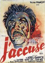 Poster J'Accuse!  n. 0