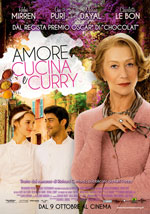 Trailer Amore, Cucina e Curry