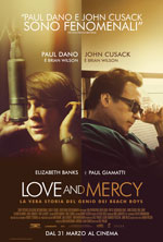 Poster Love and Mercy  n. 1