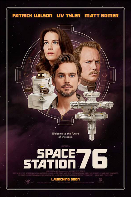 Trailer Space Station 76