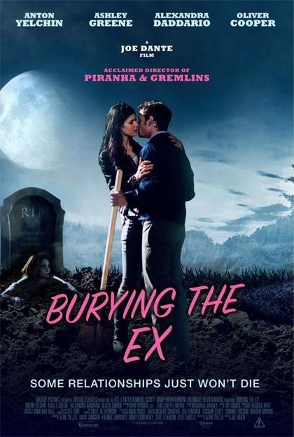 Locandina italiana Burying the Ex