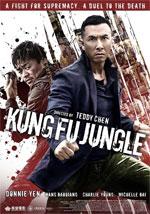 Poster Kung Fu Jungle  n. 0