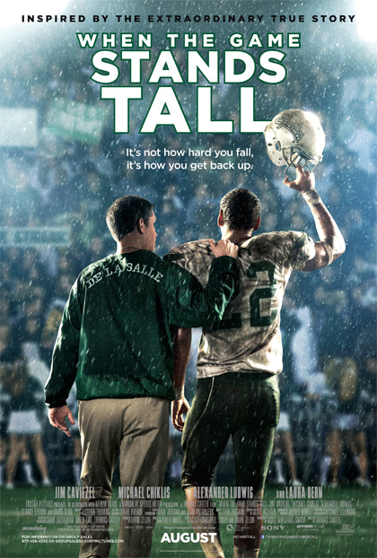 Trailer When the Game Stands Tall
