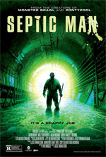Trailer Septic Man