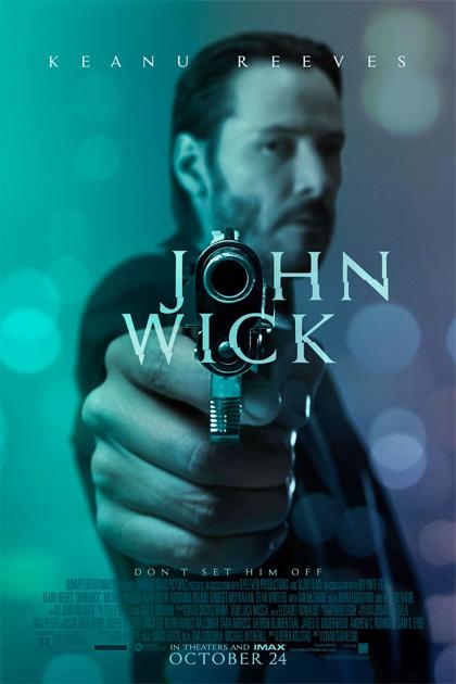 Risultati immagini per john wick locandina film