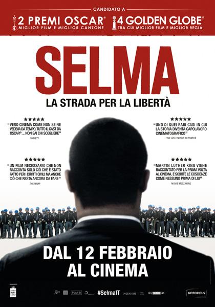 Trailer Selma - La strada per la libertà