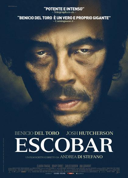 Locandina italiana Escobar