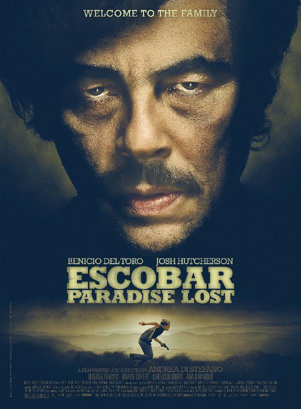Poster Escobar