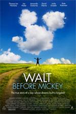 Locandina Walt Before Mickey