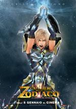 Poster I Cavalieri dello Zodiaco - La leggenda del Grande Tempio  n. 1
