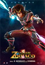 Poster I Cavalieri dello Zodiaco - La leggenda del Grande Tempio  n. 2