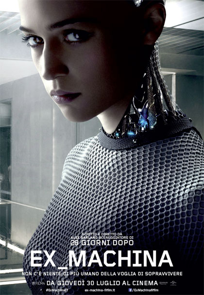Ex Machina: umano o artificiale?