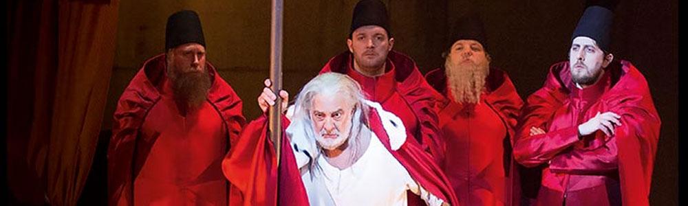 Royal Opera House: I due Foscari