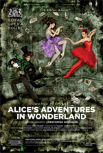 Royal Opera House: Alice nel paese delle meraviglie