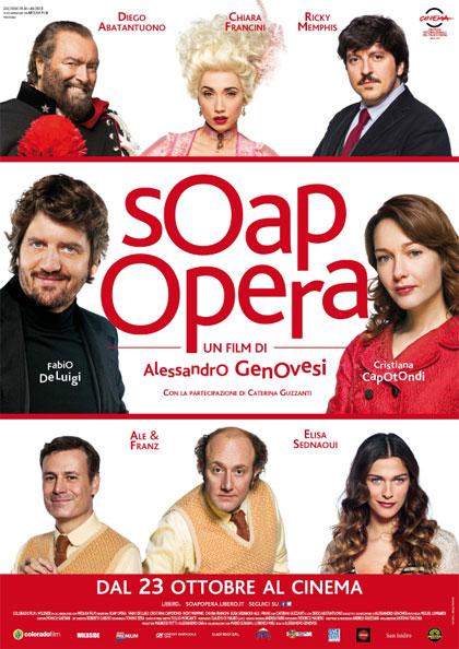 Locandina italiana Soap Opera