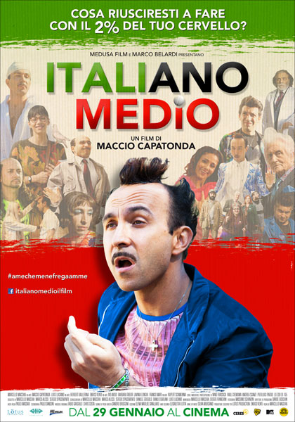 Trailer Italiano medio